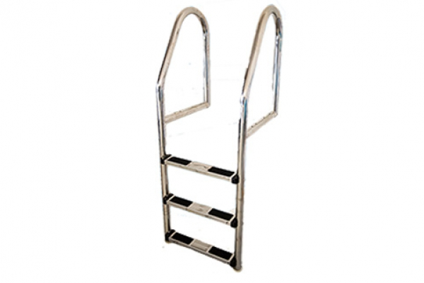 Classic Stainless-Steel Pool Ladder